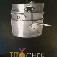 Photo taken at Tito Chef by Michael R. on 9/11/2016
