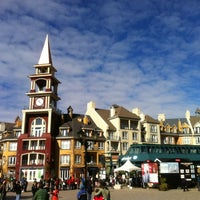 Photo taken at Station Mont Tremblant Resort by WiLL on 10/8/2012