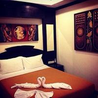 Photo taken at Patong Swiss Hotel Phuket by Sarawut Y. on 2/1/2014