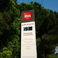Photo taken at ibis Hotel Padova by Commerciale I. on 6/19/2013