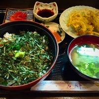 Photo taken at 和食料理 花邨 by Matio M. on 10/6/2015