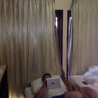 Photo taken at Patong Swiss Hotel Phuket by Anastasia S. on 1/4/2014