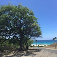 Photo taken at Hāpuna Beach State Recreation Area by hayes l. on 7/6/2016