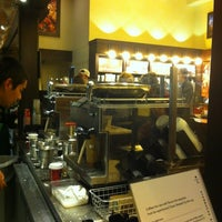 Photo taken at Starbucks by Emerson P. on 1/4/2013