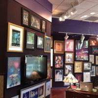Photo taken at ArtInsights Animation & Film Art Gallery by Zabrina M. on 5/25/2013