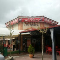 Photo taken at Cafeteria Los Cisnes by Apos L. on 5/20/2013