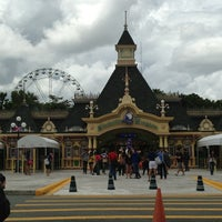 Photo taken at Enchanted Kingdom by Juzzie Adrian B. on 7/7/2013