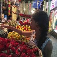 Photo taken at Gandhi Bazaar by Srinivas J. on 9/7/2016