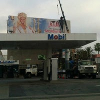Photo taken at Melrose And Highland by Perlorian B. on 3/10/2013