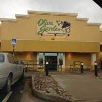 Photo taken at Olive Garden by Chris S. on 5/10/2013
