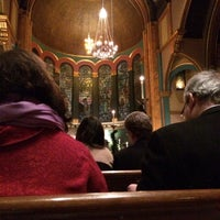 Photo taken at St. Michael's Church by Bill S. on 12/25/2013
