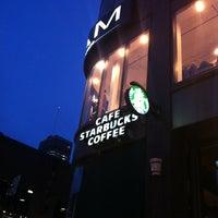 Photo taken at Starbucks by Manon B 🌈🌺😍 on 10/18/2012