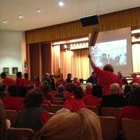 Photo taken at Philadelphia High School For Girls by Jeremy J. on 3/20/2013