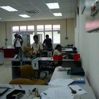 Photo taken at Pusat Latihan Pengajar dan Kemahiran Lanjutan (CIAST) by nadia i. on 7/7/2012