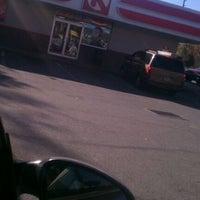 Photo taken at Circle K by Tevin J. on 12/15/2011