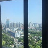 Photo taken at Ramada Plaza Caohejing Shanghai by Andrey B. on 7/20/2016