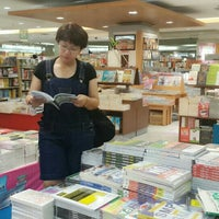 Photo taken at Gramedia by Setty S. on 7/7/2015