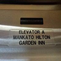 Photo taken at Hilton Garden Inn by Andrew R. on 6/29/2015