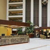 Photo taken at Hilton Bellevue by Hilton Bellevue on 10/23/2013