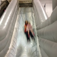 Photo taken at Jump!Zone - Niles by Amanda 🦄 A. on 5/22/2013