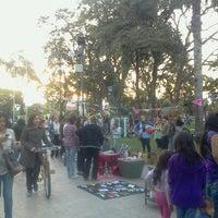Photo taken at Plaza Belgrano by Fran C. on 6/2/2013