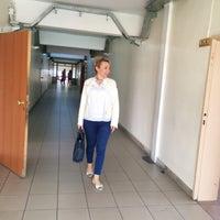 Photo taken at Kurtuluş Anadolu Lisesi by Ayşegül M. on 5/18/2016