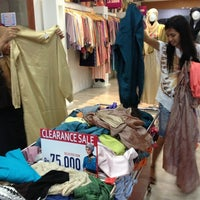 Photo taken at Moshaict - Moslem Fashion District Indonesia by Dwi Armalia S. on 1/26/2013
