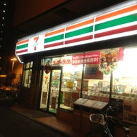 Photo taken at セブンイレブン 厚木中町店 by 南北 東. on 3/15/2013