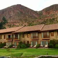 Photo taken at Tambo del Inka Resort & Spa, Valle Sagrado by Dotz D. on 6/2/2013
