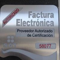 Photo taken at Facturación Moderna by Stuart H. on 1/30/2013