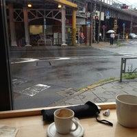 Photo taken at Starbucks Coffee 神田駅前店 by Daniel B. on 7/24/2013