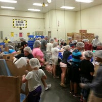 Photo taken at Regional Food Bank of Oklahoma by Phillip G. on 6/13/2013