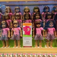 Photo taken at American Girl Boutique & Bistro by Rica T. on 6/5/2013
