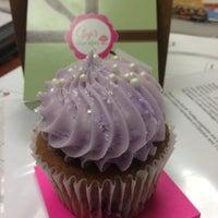 Photo taken at Gigi's Cupcakes by Dana T. on 5/17/2013