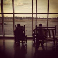 Photo taken at McGhee Tyson Airport (TYS) by Pamela Y. on 12/2/2012