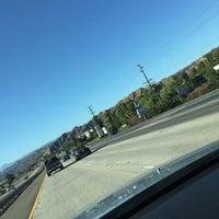 Photo taken at Castaic Mountains by Jon S. on 10/26/2014