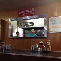 Photo taken at Red Hut Waffle Shop by Jon S. on 7/21/2013