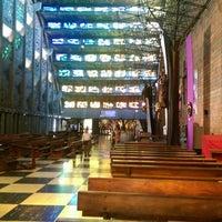 Photo taken at Iglesia El Rosario by Jonathan N. on 12/5/2015