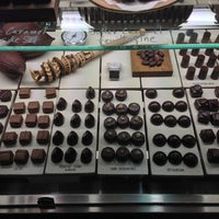 Photo taken at SOMA chocolatemaker by Andrew G. on 10/12/2012