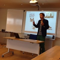 Photo taken at Amsterdam Economic Board by Carlien R. on 5/23/2013