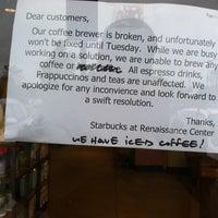 Photo taken at Starbucks by Christopher N. on 5/5/2013