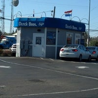 Photo taken at Dutch Bros. Coffee by Nathan on 3/3/2015