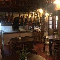 Photo taken at Restaurante La Portada del Mediodía by Gregorio R. on 7/22/2016