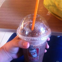 Photo taken at Dunkin' Donuts by Andrew T. on 4/4/2014