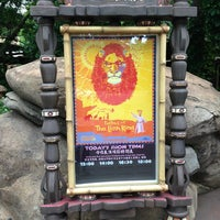 Photo taken at Festival of the Lion King by Shawn G. on 6/22/2013