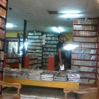 Photo taken at Pitimoss Fun Library by Erlita on 3/2/2014