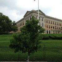 Photo taken at William L. Dickinson High School by Abdullah TA1AB P. on 7/10/2013