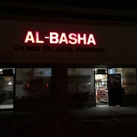 Photo taken at Al Basha Mediterranean Food & Grocery by Abdullah Yilmaz T. on 2/18/2016
