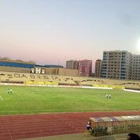 Photo taken at استاد محمد الحمد (القادسية) by Mohamed Adel A. on 11/23/2013
