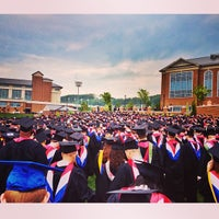 Photo taken at Liberty University by Nathan R. on 5/11/2013